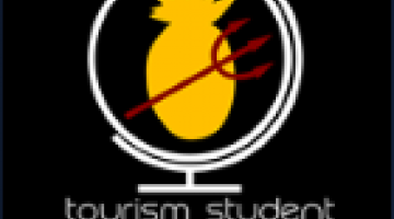 Tourism Students Association, ASU, April 22, 2020, logo