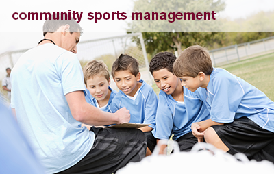 Community Sports Management Bs School Of Community Resources And