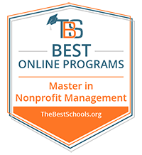 Best Online Programs - Master in Nonprofit Management. TheBestSchools.org
